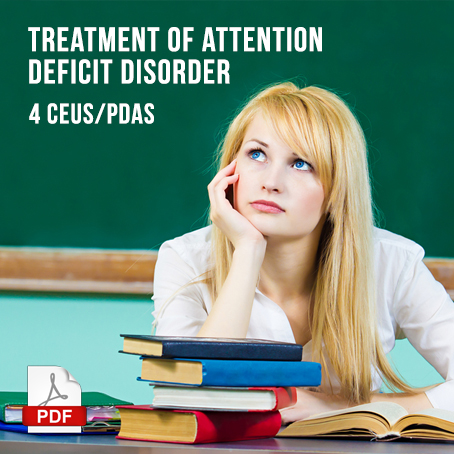 an overview of attention deficit disorder