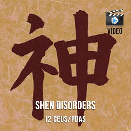 Shen-Disorders